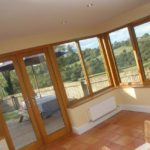 Oak Garden Room Inside View