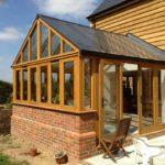 Oak Garden Room