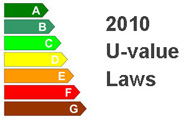 2010 U-value Laws Chart